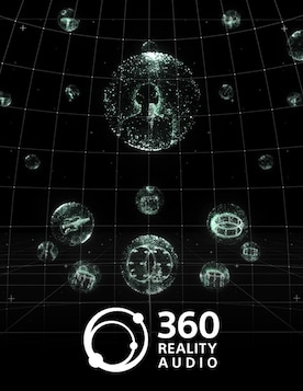 360 Reality Audio 컨셉 영상