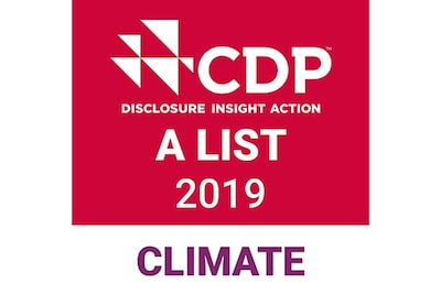 CDP DISCLOSURE INSIGHT ACTION: 2019년 A 리스트, 기후