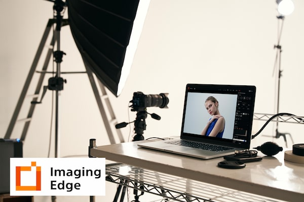 Imaging Edge™ Remote, Viewer 및 Edit